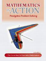 Mathematics in Action: Prealgebra Problem Solving (Paperback)