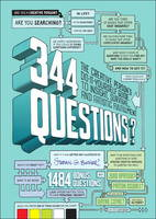 344 Questions: The Creative Person's Do-It-Yourself Guide to Insight, Survival, and Artistic Fulfillment (Paperback)