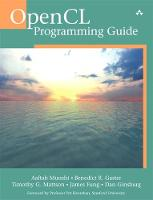 OpenCL Programming Guide - OpenGL (Paperback)