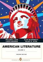 American Literature: v. II - Penguin Academics Series (Paperback)
