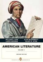 American Literature: v. I - Penguin Academics Series (Paperback)