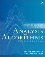 Introduction to the Analysis of Algorithms, An (Hardback)