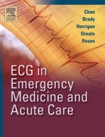 ECG in Emergency Medicine and Acute Care (Paperback)