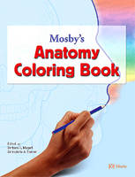 Mosby's Anatomy Coloring Book (Paperback)