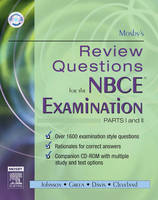 Mosby's Review Questions for the NBCE Examination: Pts. 1 & 2 (Paperback)