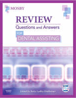 Review Questions and Answers for Dental Assisting (Paperback)