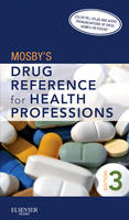 Mosby's Drug Reference for Health Professions (Paperback)