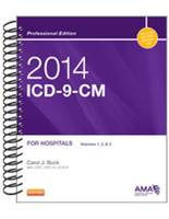 ICD-9-CM 2014 Professional Edition 2014: For Hospitals Volumes 1, 2 & 3 (Spiral bound)