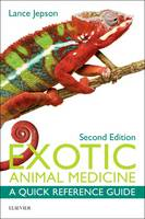 Exotic Animal Medicine: A Quick Reference Guide (Paperback)
