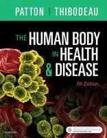 The Human Body in Health & Disease - Softcover (Paperback)