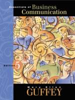 Essentials of Business Communication (Paperback)
