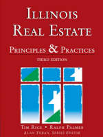 Illiois Real Estate Principles (Paperback)