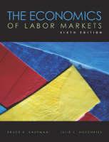 The Economics of Labor Markets (Hardback)