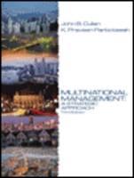 Multinational Management: A Strategic Approach (Hardback)