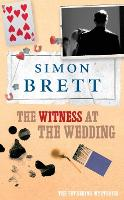 The Witness at the Wedding - The Fethering Mysteries (Paperback)