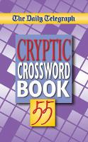 Daily Telegraph Cryptic Crossword Book 55 (Paperback)