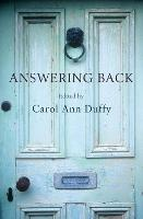 Answering Back: Living poets reply to the poetry of the past (Paperback)