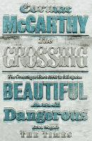 The Crossing - Border Trilogy (Paperback)