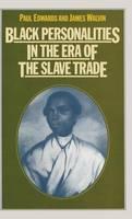 Black Personalities in the Era of the Slave Trade (Hardback)
