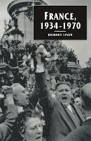 France, 1934-1970 - European Studies (Paperback)