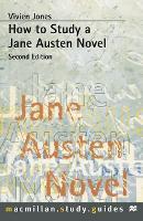 How to Study a Jane Austen Novel - Macmillan Study Skills (Paperback)