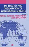 The Strategy and Organization of International Business - The Academy of International Business (Hardback)