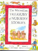 The Macmillan Treasury of Nursery Stories (Hardback)