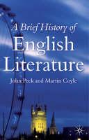 A Brief History of English Literature (Hardback)