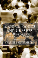 Peter L Bernstein GBP1599 Paperback Manias Panics And Crashes A History Of Financial Crises