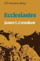 Ecclesiastes - Old Testament Library (Paperback)
