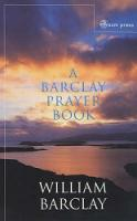 Barclay Prayer Book (Paperback)