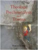 Theology, Psychoanalysis and Trauma (Veritas) (Paperback)