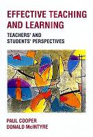 EFFECTIVE TEACHING AND LEARNING (Paperback)