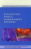 Evaluating Public Management Reforms (Paperback)