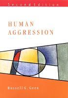 Human Aggression 2/E (Paperback)