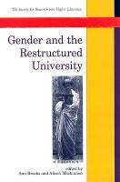 Gender And The Restructured University (Paperback)