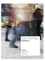 Social Psychology Matters (Paperback)