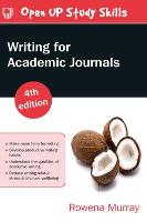 Writing for Academic Journals 4e (Paperback)
