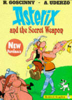 Asterix and the Secret Weapon - Classic Asterix paperbacks 32 (Paperback)