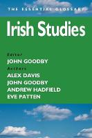 Irish Studies - Essential Glossary Series (Paperback)