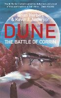 The Battle Of Corrin: Legends of Dune 3 (Paperback)