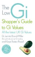 The Low GI Shopper's Guide to GI Values (Paperback)