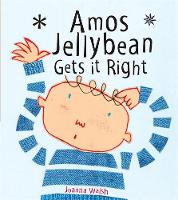 Amos Jellybean Gets It Right (Hardback)