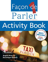 Facon de Parler: Activity Book Pt. 1: French for Beginners (Paperback)