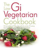The Low GI Vegetarian Cookbook (Paperback)