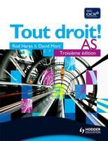 Tout Droit! AS: Student's Book (Paperback)