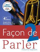 Facon de Parler 2: Student Book (Paperback)