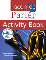 Facon De Parler 2 Activity Book: French For Beginners (Paperback)