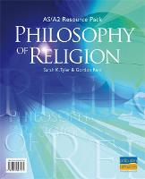 AS/A2 Philosophy of Religion Teacher Resource Pack (+CD) (Spiral bound)