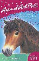 Animal Ark Pets Bind Up: Pony Parade, Guinea-Pig Gang, Gerbil Genius 7-9 - Animal Ark Pets No. 46 (Paperback)